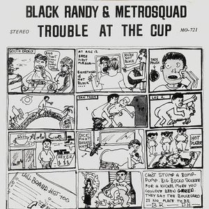 Image for 'Trouble At The Cup'