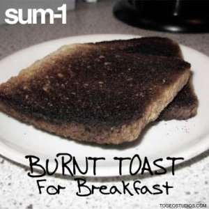 Image for 'Burnt Toast For Breakfast'