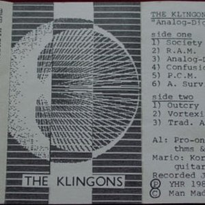 Image for 'The Klingons'