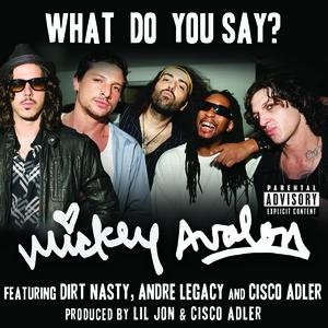 Image for 'What Do You Say?'