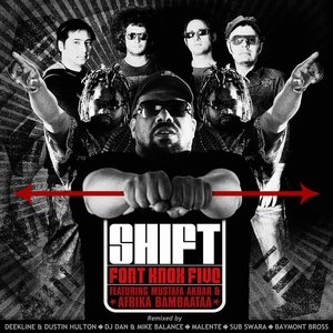 Image for 'Shift (Malente Instrumental Remix)'