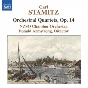 Image for 'STAMITZ, C.: Orchestral Quartets, Op. 14'