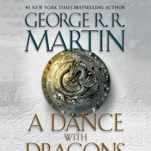 Bild für 'A Dance With Dragons (read by Roy Dotrice)'