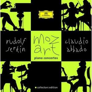 Image for 'Mozart: Piano Concertos'
