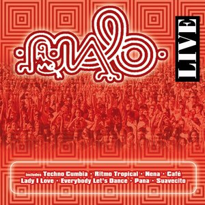 Image for 'Malo Live'