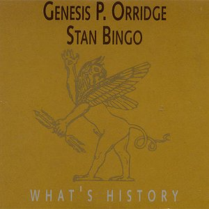 Image for 'genesis p-orridge & stan bingo'