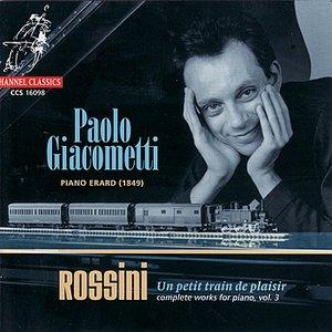Image for 'Rossini: Un Petit Train de Plaisir vol. 3'
