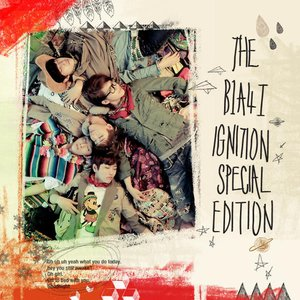 Image for 'The B1A4 I (Ignition)'
