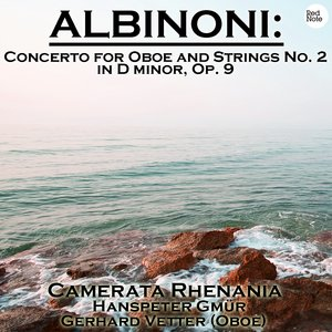 Image for 'Concerto for Oboe and Strings No. 2 in D minor, Op. 9: II. Adagio'