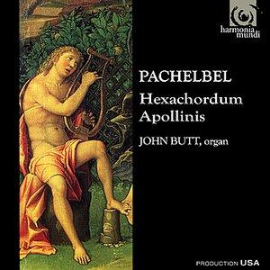 Image for 'Pachelbel: Hexachordum Apollinis'