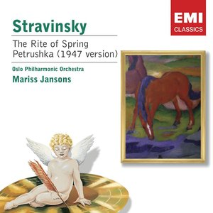Image for 'Stravinsky: The Rite of Spring/Petrushka'
