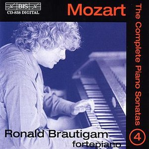 Image for 'MOZART: Complete Solo Piano Music, Vol. 4'