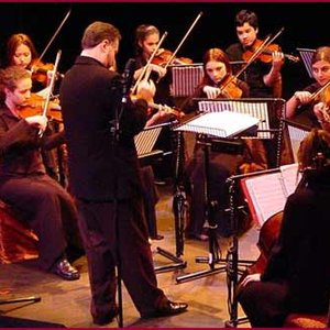 Image for 'The Chamber Academy Orchestra'