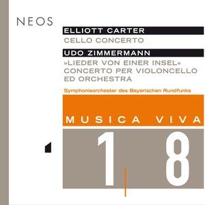 Image for 'Cello Concerto'
