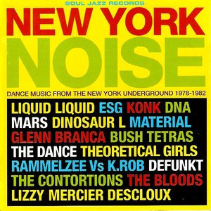 Image for 'New York Noise'