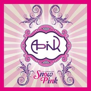 """""""Snow Pink""""的封面"""