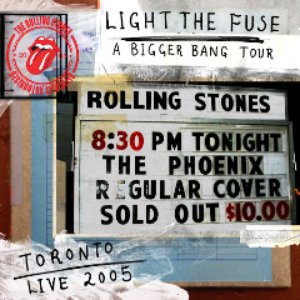 Image for 'Light The Fuse - A Bigger Bang In Toronto 2005'