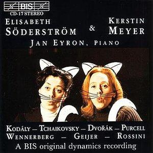 Image for 'SODERSTROM, Elisabeth / MEYER, Kerstin - Duets for Two Sopranos'