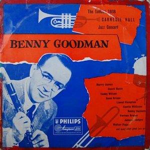 Imagen de 'The Famous 1938 Carnegie Hall Jazz Concert'