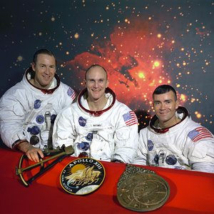 Image for 'The Crew Of Apollo 13'