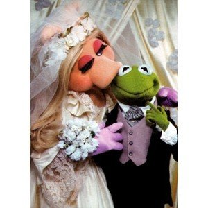 Image for 'Kermit The Frog & Miss Piggy'