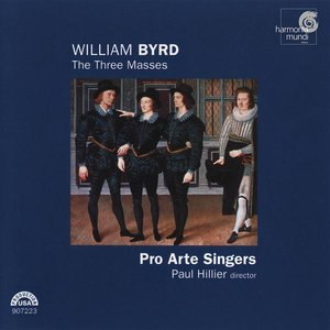 Image for 'Byrd: The Three Masses'