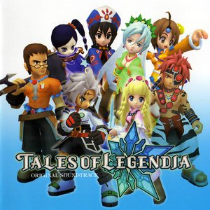 Image for 'Tales of Legendia'
