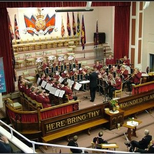 Image for 'The International Staff Band Of The Salvation Army'