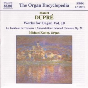 Image for 'DUPRE: Works for Organ, Vol. 10'