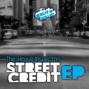 """""""Street Credit""""的封面"""