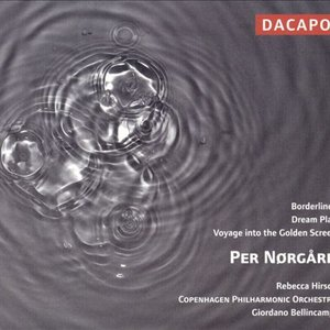 Image for 'Norgard: Violin Concerto / Dream Play / Voyage Into The Golden Screen'