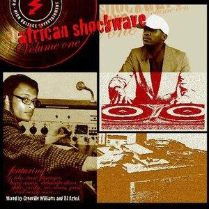 Bild för 'African Shockwave Vol 1 - DJ Azuhl & Grenville Williams'