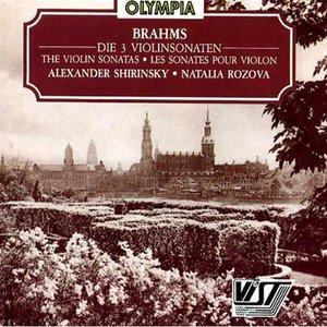 Imagen de 'Brahms: Violin Sonatas'