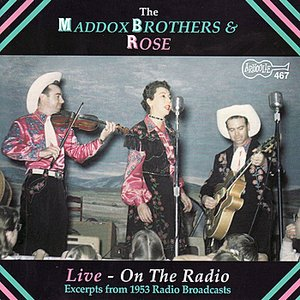 Image for 'Live On The Radio'