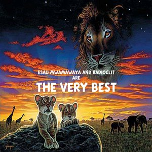 Image for 'Esau Mwamwaya and Radioclit are The Very Best'