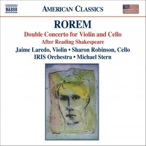 Image for 'ROREM: Double Concerto for Violin / After Reading Shakespeare'