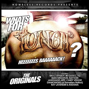 Image for 'What's for Lunch?? Mixtape Originals'
