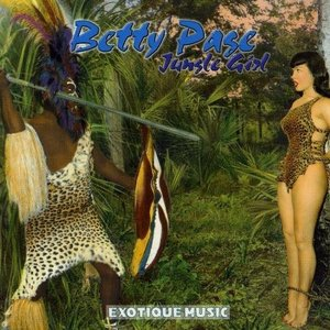 Bild för 'Betty Page: Jungle Girl'