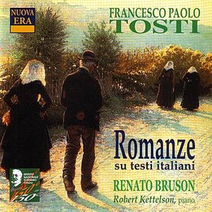 Image for 'Tosti: Romanze su testi italiani'