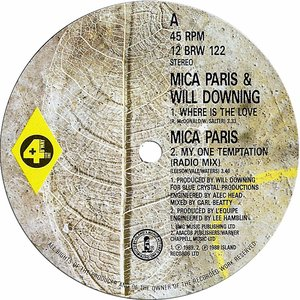 Image for 'Mica Paris & Will Downing'