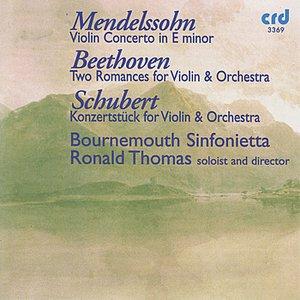 Image for 'Mendelssohn / Beethoven / Schubert'