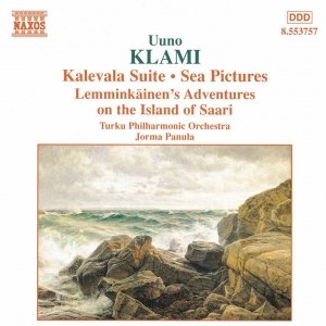 Image for 'KLAMI: Kalevala Suite / Sea Pictures'