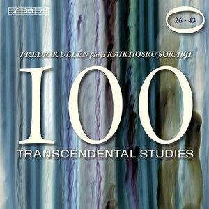 Image for '100 Transcendental Studies, Nos. 26-43 (feat. piano: Fredrik Ullén)'