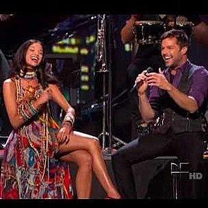 Imagen de 'Ricky Martin Feat. Natalia Jiménez'