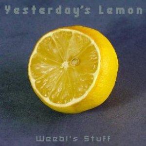 Image for 'Yesterday's Lemon'