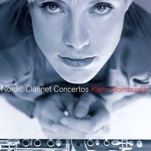 Immagine per 'Nielsen / Fernstrom / Kaipainen: Clarinet Concertos'