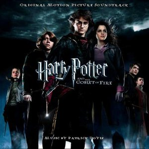 Image for 'Harry Potter and The Goblet Of Fire Soundtrack'