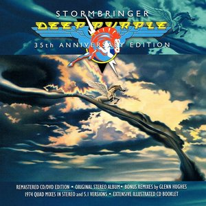 Image for 'Stormbringer (35th Anniversary Edition)'