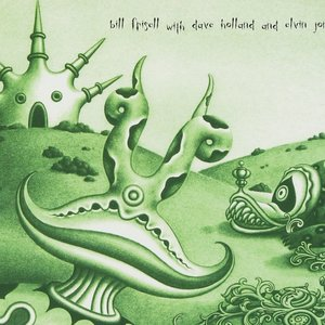 Image for 'Bill Frisell with Dave Holland and Elvin Jones'
