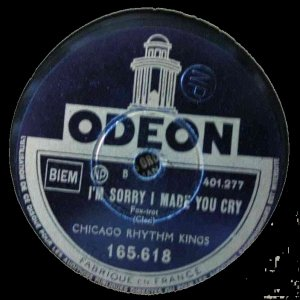 Image for 'Memphis Night Hawks and Chicago Rhythm Kings with Roy Palmer'